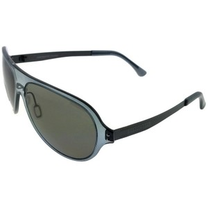 Serengeti 7820 Blue Frame Grey Photochromic Lens Polarized Sunglasses
