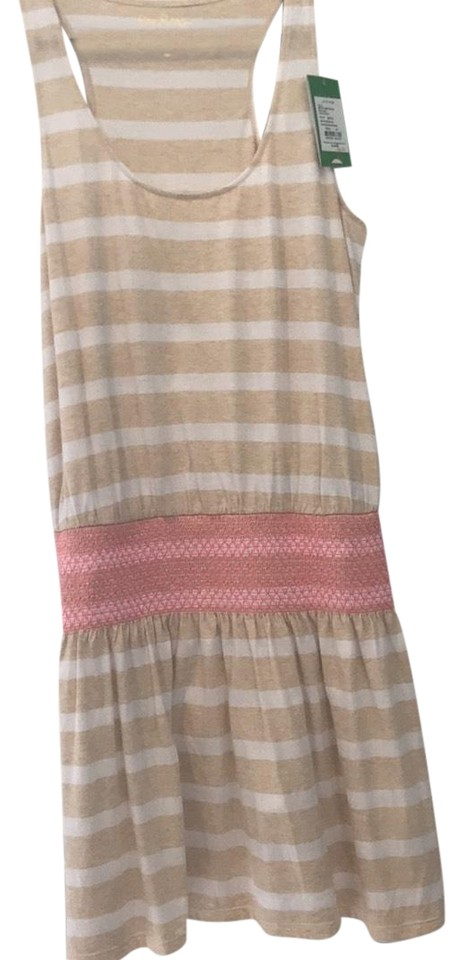 3f0431746e0c4d Lilly Pulitzer Sandy Tideline In Heathered Bar Short Casual Dress ...