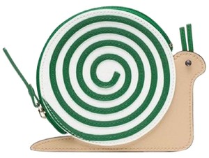 Kate Spade KATE SPADE Turn Over A New Leaf Snail Coin Purse WLRU2459 SOLD OUT NWT