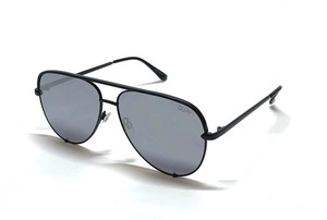 0030f3d1c6c9a Quay High Key Desi Perkins Large Aviator - FREE 3 DAY SHIPPING - Oversized