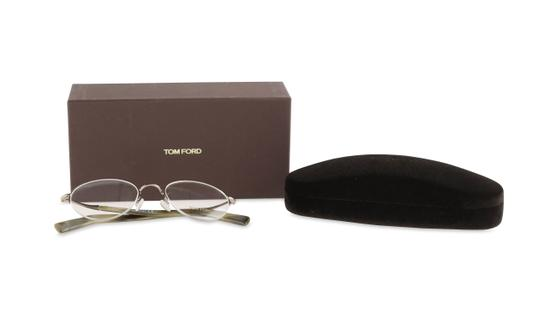 Tom Ford Round Eyeglasses Image 11