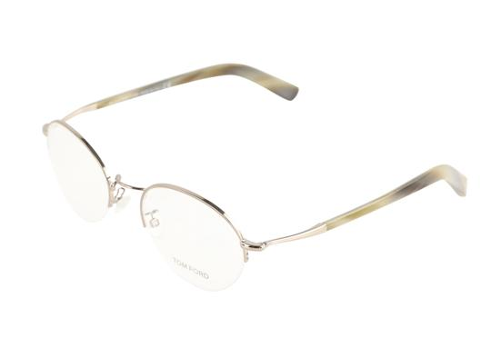 Tom Ford Round Eyeglasses Image 4
