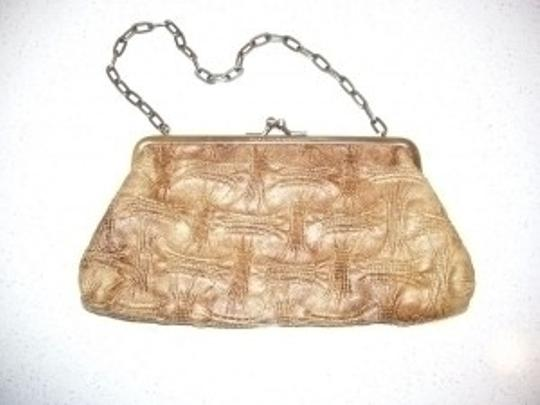 Kenneth Cole Reaction Bronze Clutch
