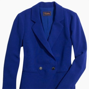 Buckley Tailors by Madewell Blue Blazer