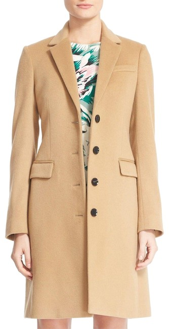 Preload https://img-static.tradesy.com/item/23594590/burberry-camel-sidlesham-cashmere-wool-single-breasted-women-s-coat-size-6-s-0-1-650-650.jpg