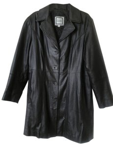 Excelled Trench Coat