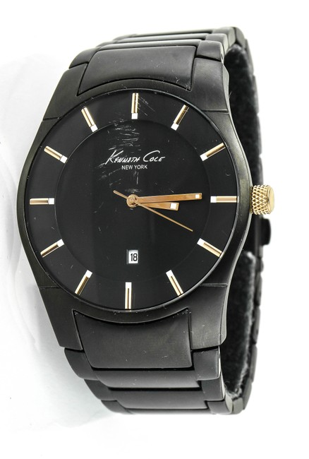 Kenneth Cole * Stainless Steel Kc 3900 Watch Kenneth Cole * Stainless Steel Kc 3900 Watch Image 1