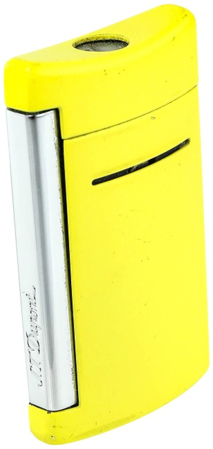 S.T. Dupont * Sunny Yellow Jet Lighter S.T. Dupont * Sunny Yellow Jet Lighter Image 1