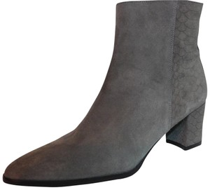 Patricia Green Gray Boots