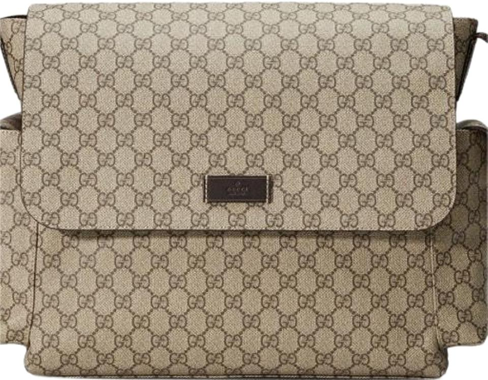 5ab9758759b Gucci Gg Plus Diaper Bag - Tradesy
