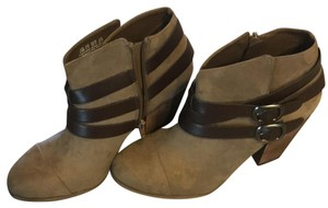 Carlos by Carlos Santana Tan with brown leather accent Boots