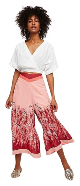 Item - Off The Grid Printed Culottes Pants Size 8 (M, 29, 30)