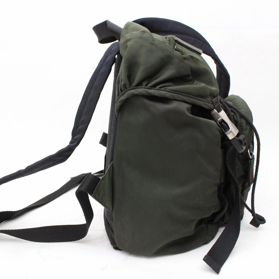628d0b9d83acb2 Prada Multiple Compartment Excellent Condition Multiple Pockets Backpack  Image 6. 1234567