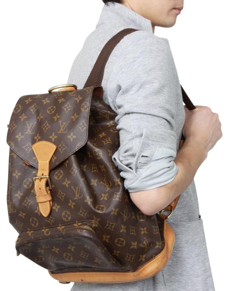 0c3dc56aedb6 Louis Vuitton Bosp Micheal Andy Apollo Michael Backpack Image 0