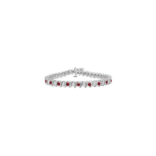 Preload https://img-static.tradesy.com/item/23596696/red-designer-created-ruby-and-cubic-zirconia-tennis-with-500-ct-bracelet-0-0-540-540.jpg