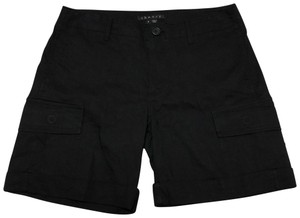 Theory Cargo Shorts Black