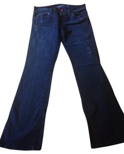 Guess Straight Leg Jeans-Dark Rinse