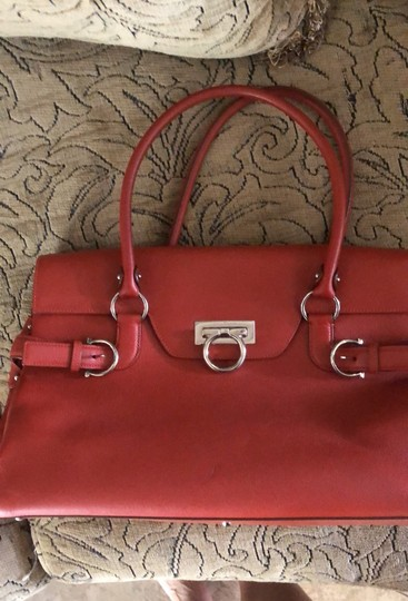 Salvatore Ferragamo Shoulder Bag Image 8