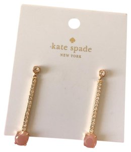 Kate Spade Kate spade earrings with Dust bag new