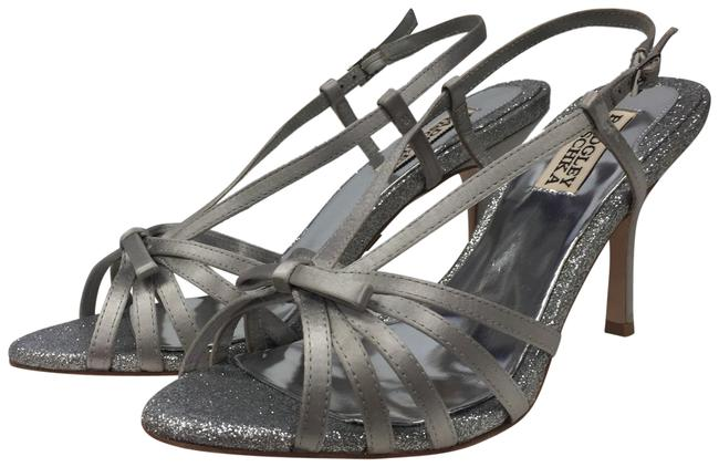 Item - Silver Gray Wright Evening Mp2216 Formal Shoes Size US 7 Regular (M, B)
