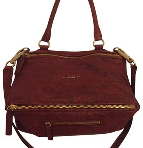Givenchy Satchel in Maroon