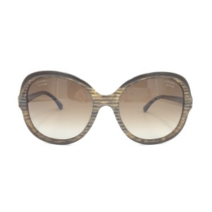 Chanel Butterfly Gradient Brown Polarized 5320 c.1514/S9 Sunglasses