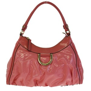 Gucci Abbey D-ring Mint Condition Great Color Bold Gold Hardware Shoulder Bag