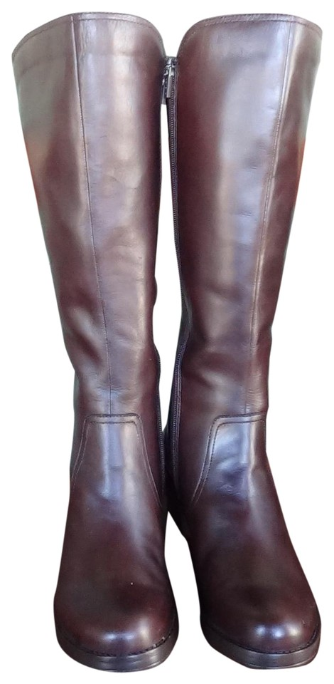 c86214481538 Dansko Brown Ashby Antiqued Calf Boots Booties Size EU 41 (Approx ...