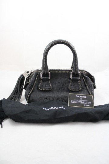 Chanel Hand Leather Penny Lane Baguette