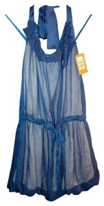 C. Luce short dress Blue on Tradesy