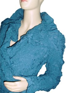 Cartise Top teal blue