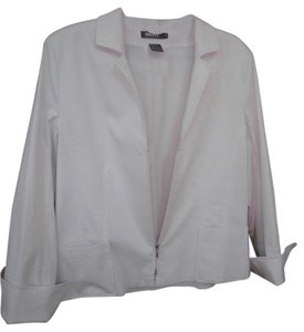 Donna Karan Donna Karan front Zippered Summer Jacket