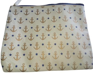 Anchor Cosmetic Bag Anchor Canvas Cosmetic Bag