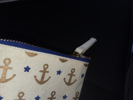 Anchor Cosmetic Bag Anchor Canvas Cosmetic Bag Image 1