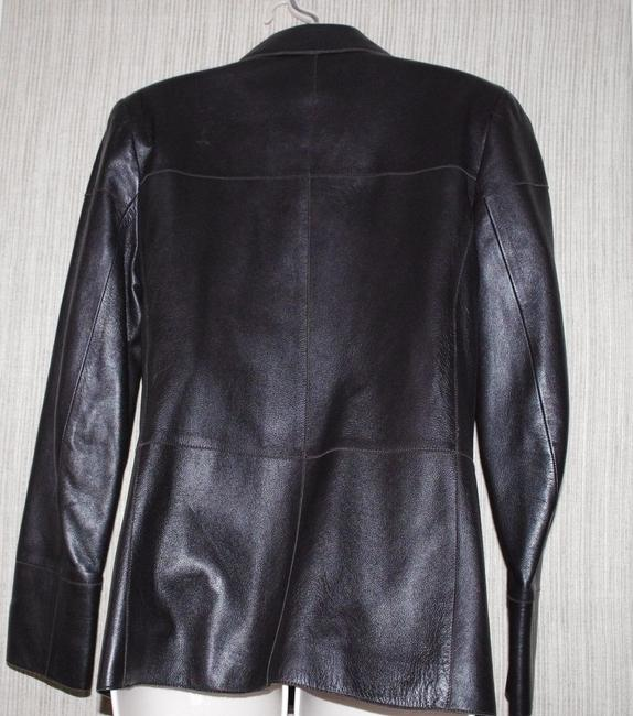 Juliana Collezione Soft dark brown Jacket
