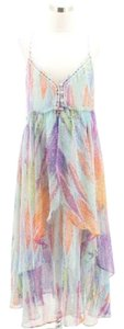 Multi-Color Maxi Dress by Free People