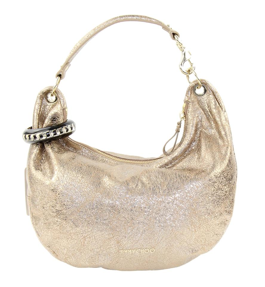 c96a2e19626 Jimmy choo small solar gold leather hobo bag tradesy jpg 888x960 Jimmy choo  hobo bags