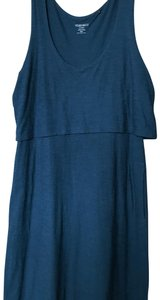 Toad&Co short dress Beautiful Blue on Tradesy