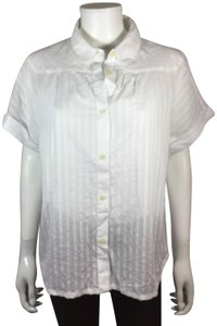 Marc by Marc Jacobs Button Down Shirt White