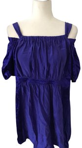 Marc Bouwer short dress purple on Tradesy