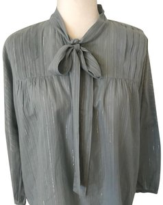 Marc by Marc Jacobs Top grayish-blue