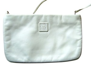 AK Anne Klein Monogram Shoulder Bag