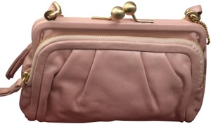 Coach Purse Wedding Out Out light pink Clutch
