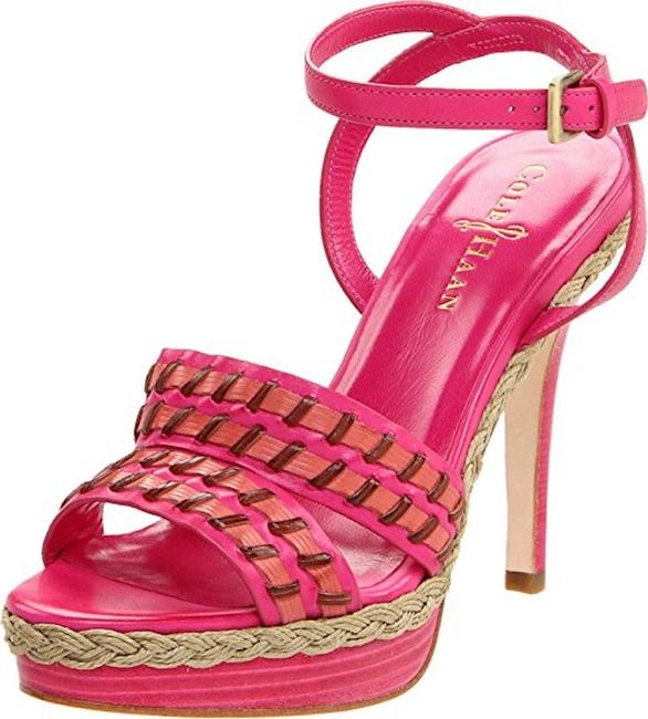 Item - Pink Vanessa Air Ankle-strap Sandals Size US 8 Regular (M, B)