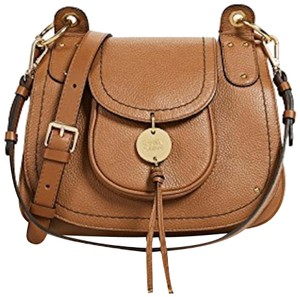 See by Chloé Saddle Brown Shoulder Bag