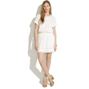 Madewell short dress Off-white Summerhouse on Tradesy