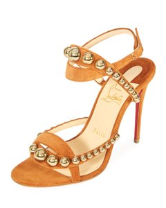 Christian Louboutin Pumps Galeria Canelle/bronze Sandals