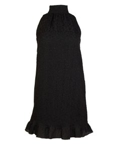 Chanel Sleeveless Textured Dress