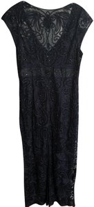 Sue Wong Wedding Beaded Embroidered Gown Sequin Dress