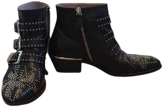 Item - Black with Silver Studs Susanna Boots/Booties Size US 6 Regular (M, B)